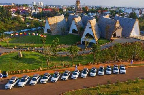 Top 5 công ty cho thuê xe du lịch uy tín nhất tại ĐắkLắk