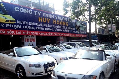 Top 5 công ty cho thuê xe tự lái uy tín nhất tại Tphcm