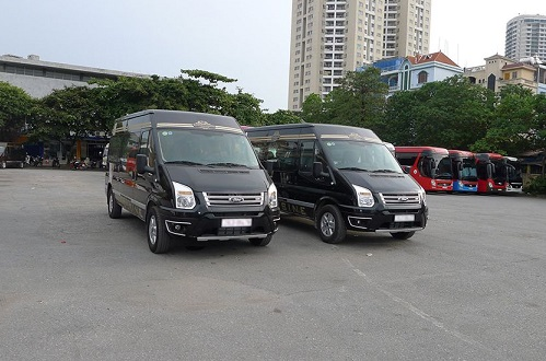 Top 5 công ty cho thuê xe du lịch cao cấp nhất tại Hà Nội