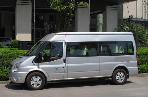 Top 5 địa chỉ cho thuê xe du lịch 16 chỗ uy tín tại TP HCM