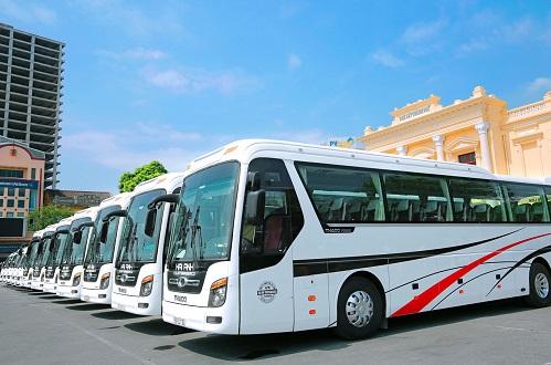 Top 5 địa chỉ cho thuê xe du lịch 45 chỗ uy tín tại Hà Nội