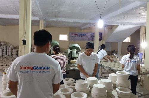 Top 8 công ty sản xuất gốm sứ lớn nhất tại Việt Nam