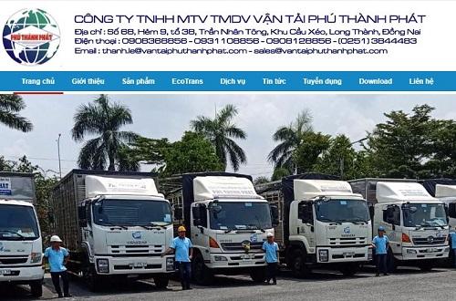 Top 8 công ty vận tải lớn nhất tại Đồng Nai