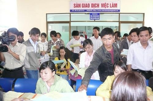 Top 8 trung tâm giới thiệu việc làm tốt nhất tại Quảng Nam