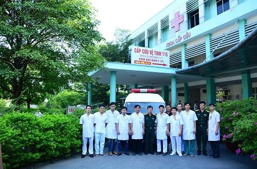 Top 10 Bệnh viện khám chữa bệnh lớn nhất tại TP.HCM
