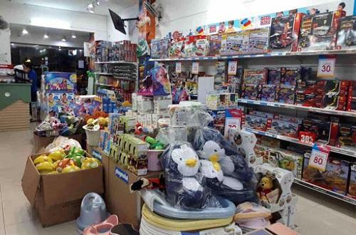Top 10 cửa hàng bán đồ chơi trẻ em tốt nhất tại TP.HCM