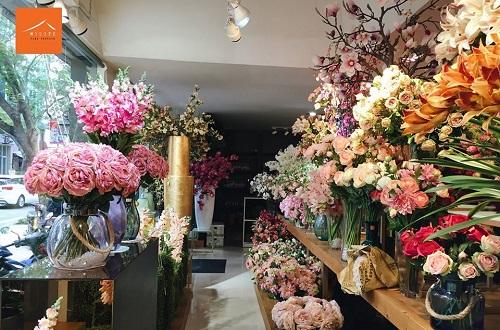Top 10 địa chỉ bán hoa giả đẹp giá rẻ nhất tại TPHCM