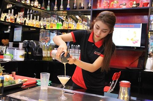 Top 10 địa chỉ đào tạo Bartender tốt nhất tại TPHCM