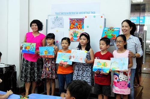 Top 10 địa chỉ lớp dạy vẽ cho trẻ em tốt nhất tại TP.HCM