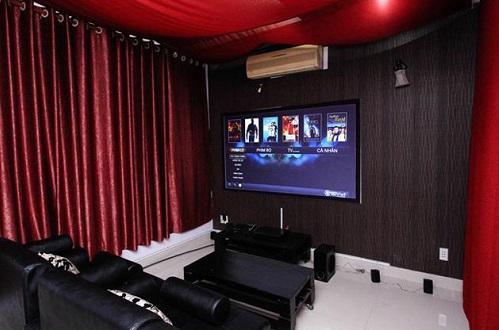 Top 10 phòng chiếu phim HD riêng lẻ giá tốt nhất tại TP.HCM