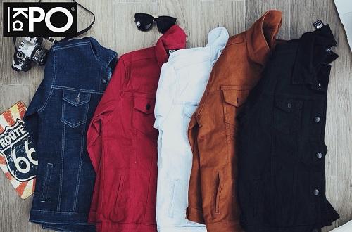 Top 10 Shop áo khoác nam hàng hiệu nổi tiếng tại TPHCM