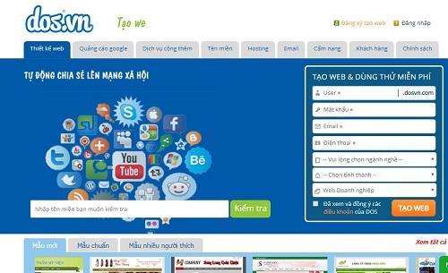 Top 5 công ty thiết kế Website uy tín tại Biên Hòa