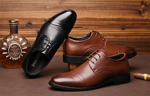 Top 10 shop bán giày tây nam đẹp, giá tốt nhất ở TP.HCM