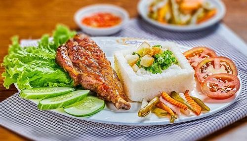 Top 5 hàng cơm tấm ngon nhất tại Quận 1, Tp. Hồ Chí Minh