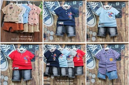 Top 5 shop bán quần áo trẻ em đẹp nhất tại TPHCM