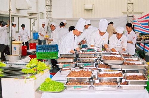 Top 5 công ty cung cấp suất ăn công nghiệp lớn nhất Việt Nam