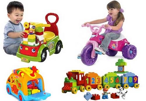 Top 5 công ty sản xuất đồ chơi trẻ em uy tín nhất ở Việt Nam