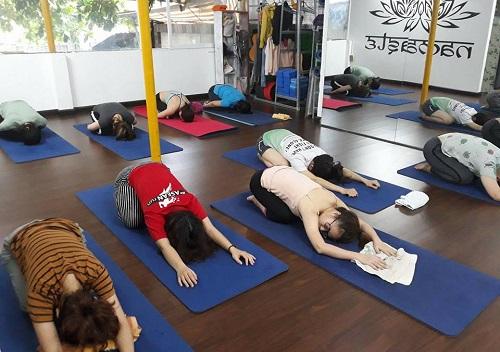 Top 5 phòng tập Yoga uy tín nhất ở Bình Thạnh