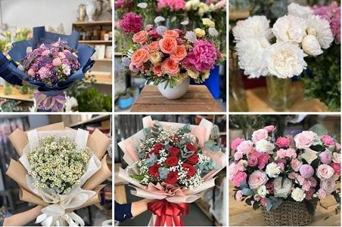 Top 5 shop hoa tươi đẹp và nổi tiếng nhất ở Bình Thạnh