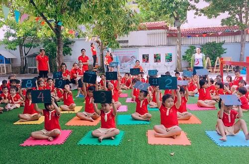 Top 5 trường mầm non quốc tế tốt nhất tại Quận 2, Tp. Hồ Chí Minh