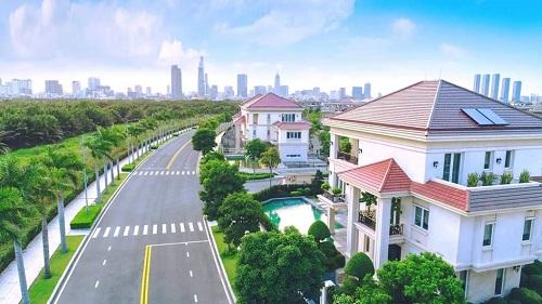 Top 6 dự án biệt thự liền kề cao cấp nhất tại quận 2, Tp. Hồ Chí Minh