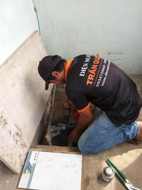 Điện nước Trần Quang chăm sóc khách hàng như thế nào?