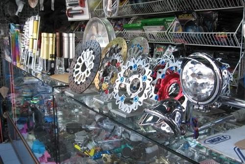 Nơi bán đồ chơi xe máy