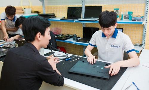 Top 5 địa chỉ sửa máy tính/ Laptop uy tín nhất ở Bình Thạnh