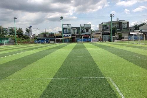 Sân bóng đá Thiên Trường Bình Thạnh