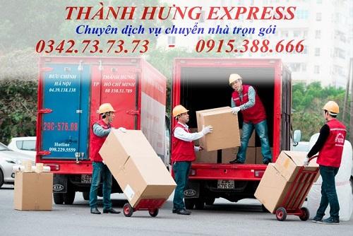 Đánh giá dịch vụ chuyển nhà trọn gói Thành Hưng