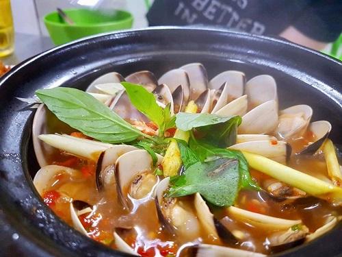 Top 5 quán ốc ngon rẻ được yêu thích nhất tại Q. Phú Nhuận