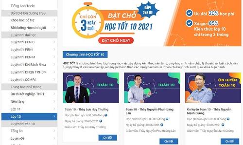 Top 5 website học toán online hiệu quả nhất hiện nay