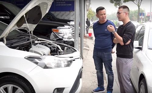Top xe ô tô cũ nên mua để chạy dịch vụ Grab, taxi