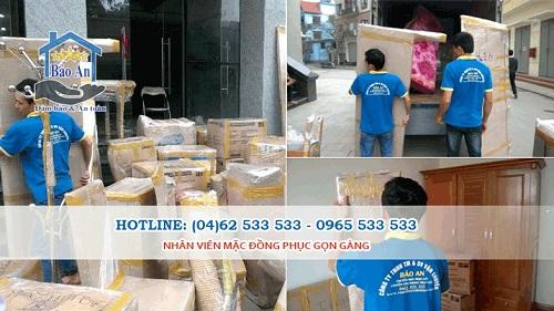 Top 10 công ty dịch vụ chuyển nhà trọn gói tốt nhất tại Hà Nội