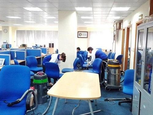 Top 10 công ty dịch vụ vệ sinh văn phòng tốt nhất tại Hà Nội