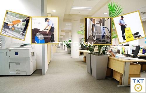Top 10 dịch vụ vệ sinh văn phòng tốt nhất tại TPHCM