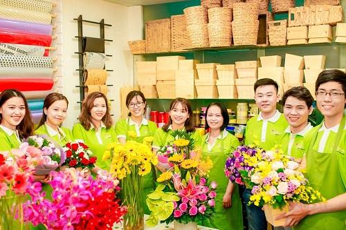 Top 5 địa chỉ dạy cắm hoa chuyên nghiệp nhất tại TP.HCM