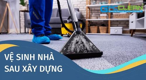 Top 5 dịch vụ tổng vệ sinh sau xây dựng uy tín nhất tại TPHCM