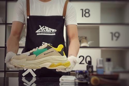 Top 6 dịch vụ vệ sinh giày tốt nhất tại TP. Hồ Chí Minh