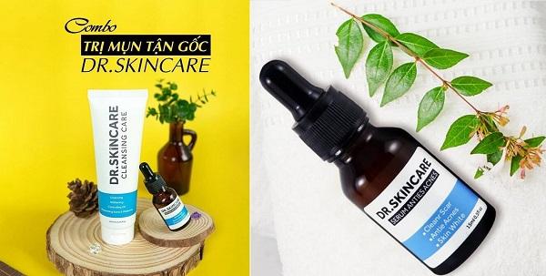 [ Review] kem trị mụn Dr Skincare có tốt không? Mua ở đâu?