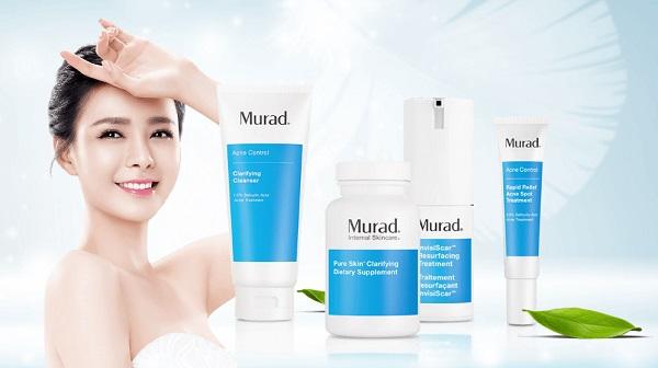 [ Review] kem trị mụn Murad có tốt không? Giá bao nhiêu