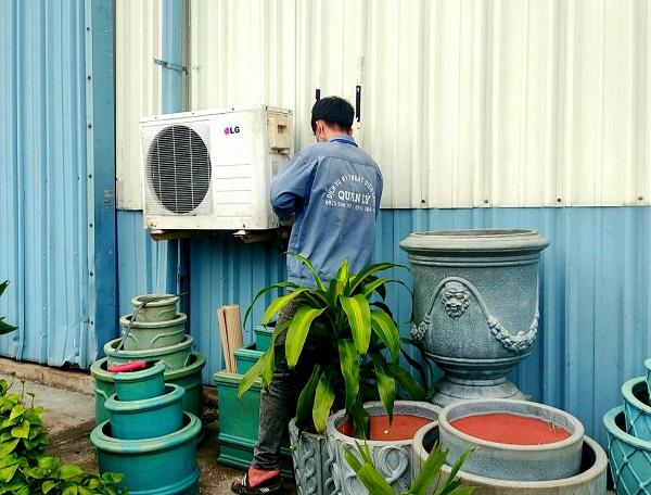 Top 5 dịch vụ vệ sinh máy lạnh uy tín, giá rẻ nhất ở quận 1