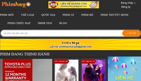 Top 5 website xem phim Hàn Quốc hay nhất hiện nay