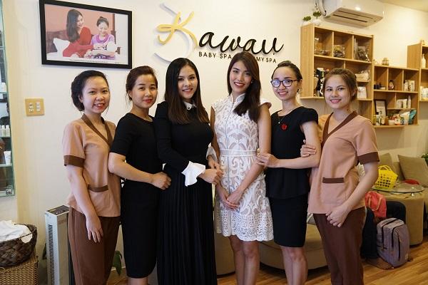 Kawaii Spa – Địa chỉ uy tín chăm sóc sức khỏe mẹ và bé
