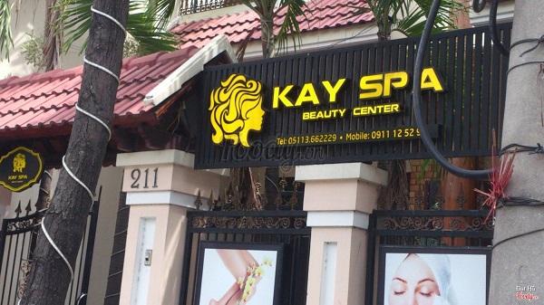 Kay Spa Đà Nẵng – Địa chỉ làm đẹp tốt, uy tín ở Đà Nẵng