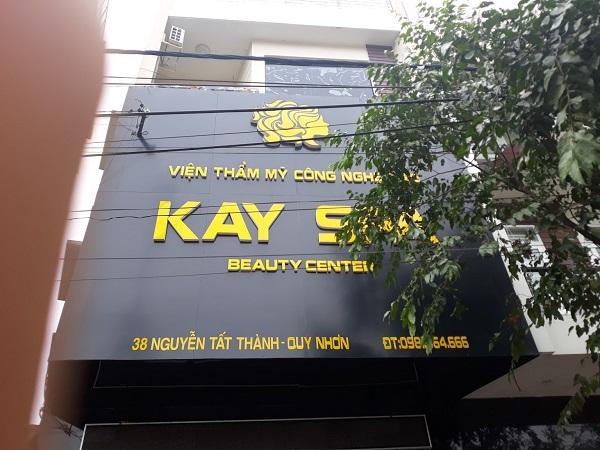 Kay Spa Quy Nhơn – Địa chỉ làm đẹp tốt, uy tín ở Quy Nhơn