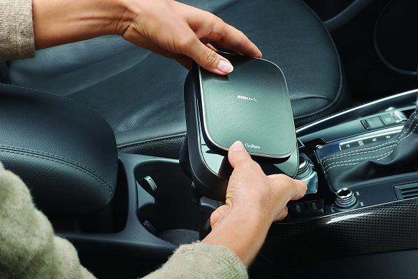 [Review] máy khử mùi, lọc không khí trên xe ô tô Philips chi tiết