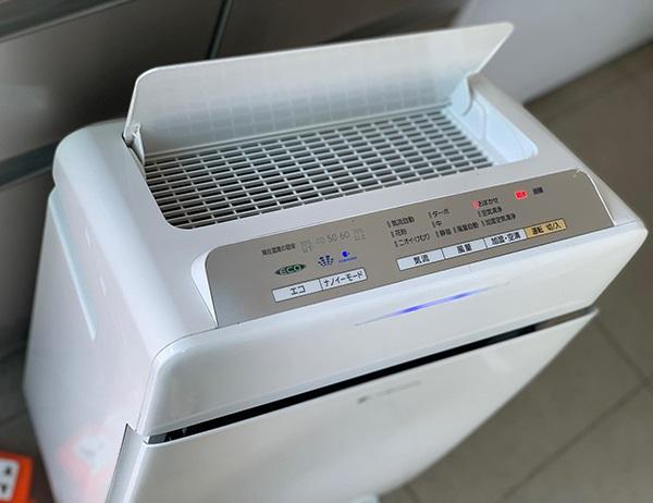 [ Review] máy lọc không khí Panasonic F-VXE60 chi tiết nhất
