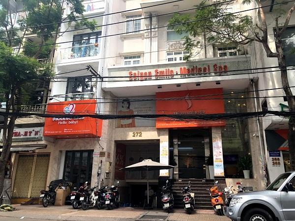Saigon Smile Spa quận 3 có tốt không? Bảng giá Dịch vụ