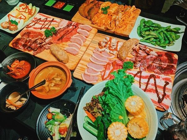 Top 10 địa chỉ ăn buffet ngon rẻ, nổi tiếng nhất ở Đà Lạt